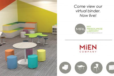 MiEN Launches Digital Binder with MyResourceLibrary