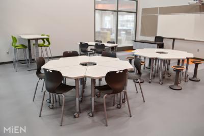 Ignite Institute Modern K12 Classroom