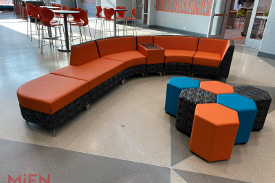CATE Center Lounge Spaces