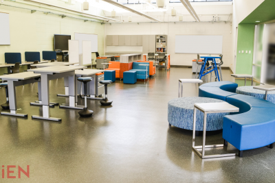 A Modern, Engaging Classroom for the Workforce of the Future