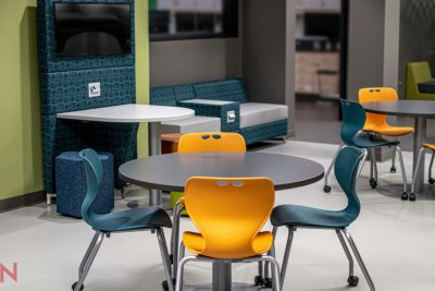 Not Your Typical Science Lab Makeover