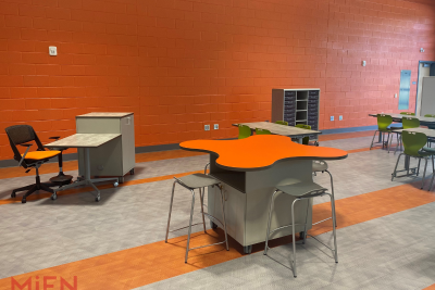 CATE Center Makerspace Learning Space