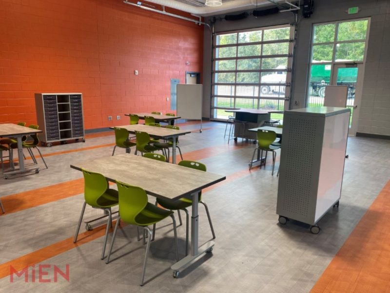 Cate center makerspace