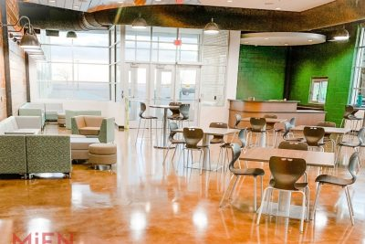 Modern Food Court Design Ideas: For Schools, Universities, and Offices