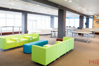 4 Office Furniture Trends in 2021