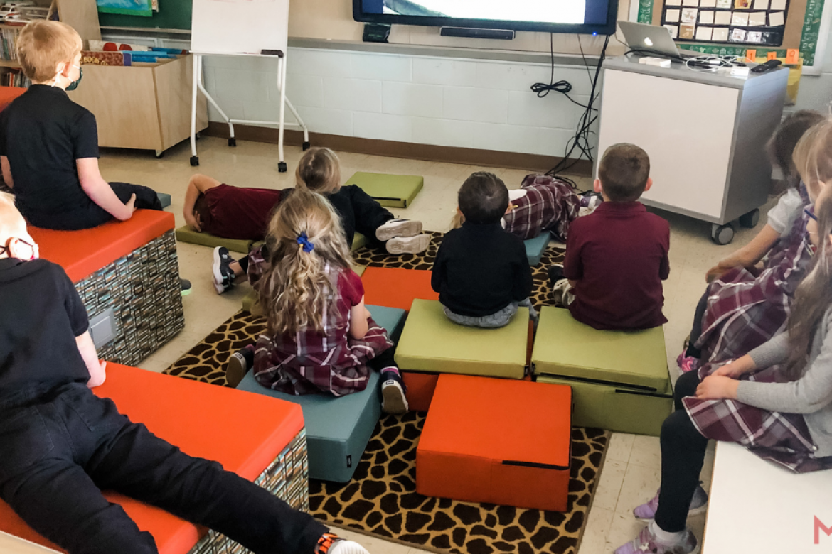 St. Charles Classroom Learning Environment