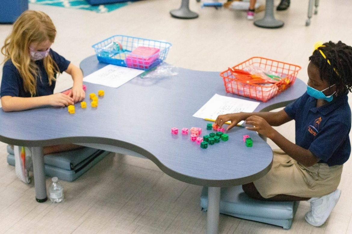 5 Ideas for Federal Stimulus Relief Funds to Transform Learning Spaces