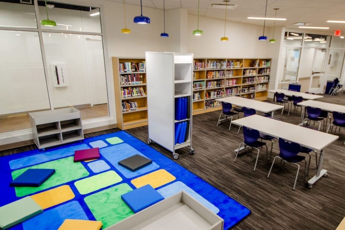 How to Furnish Classroom Learning Zones