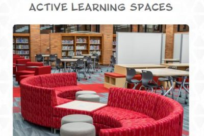 MiEN Company Releases New Guide on Creating Active Learning Spaces
