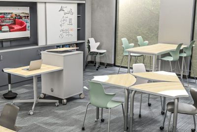 4 Benefits of Active Learning Environments