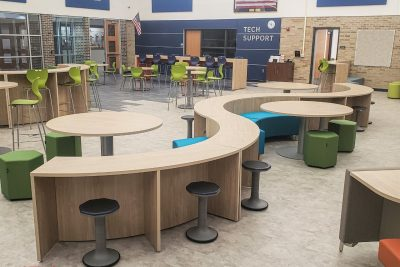 5 Steps to Establish a Collaborative Learning Environment When Designing New Learning Facilities