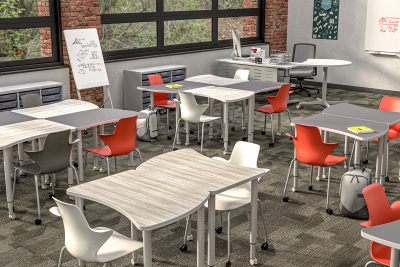 How Modern Learning Environments Prepare Students for the Future