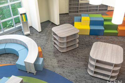 Cumberland Trace Elementary School Creates Active Teaching & Learning Spaces