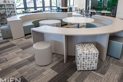 Transforming a Nearly Century-Old School Building into a Modern Learning Space